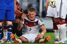 Những khoảnh khắc vàng của người hùng Bastian Schweinsteiger