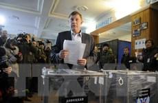 Thủ lĩnh lực lượng ly khai ở Ukraine tuyên bố ngừng bắn đơn phương