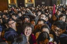 Những bức ảnh chứng minh Trung Quốc là nước đông dân nhất thế giới