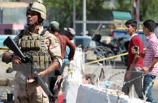 IS nhận tiến hành vụ đánh bom liều chết mới ở Baghdad
