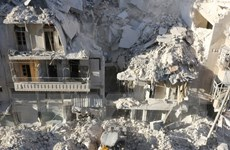 Lực lượng không quân Nga sẽ tiếp tục các hoạt động ở Syria