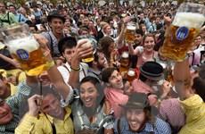 """[Video] """"Say lắc"""" với lễ hội bia Oktoberfest ngay tại Việt Nam"""