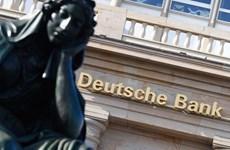Deutsche Bank tiến đến thỏa thuận giảm tiền phạt với Bộ Tư pháp Mỹ