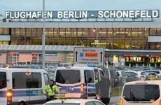 Đức siết chặt an ninh sau khi nghi can khủng bố tẩu thoát