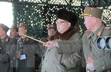 Lãnh đạo quân sự Mỹ-Nhật hội đàm về đe dọa quân sự từ Triều Tiên