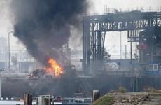 Nhiều người thương và mất tích trong vụ nổ nhà máy hóa chất ở Đức