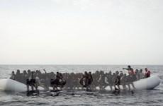 Nhiều người di cư bị tấn công và đẩy xuống biển ngoài khơi Libya