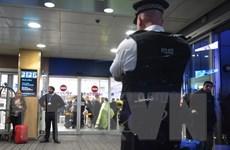 Anh bắt giữ đối tượng gây ra vụ hoảng loạn tại sân bay London