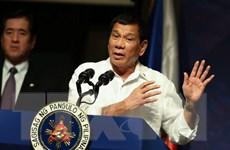 Tổng thống Duterte muốn quân sự nước ngoài rút khỏi Philippines