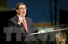 Mỹ lần đầu tiên bỏ phiếu trắng với nghị quyết lên án cấm vận Cuba