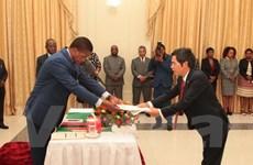 Zambia mong muốn mở rộng quan hệ hợp tác với Việt Nam