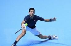Monfils khép lại giấc mơ do chấn thương, Djokovic chạm trán Goffin