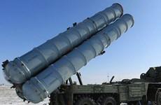 Thổ Nhĩ Kỳ đàm phán với Nga để mua hệ thống phòng không S-400