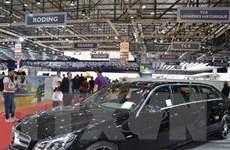 Nhiều mẫu ôtô xanh xuất hiện tại triển lãm ôtô Los Angeles