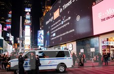 New York tăng cường an ninh trước lễ diễu hành nhân dịp Lễ Tạ ơn