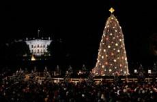 [Video] Nhà Trắng trang hoàng rực rỡ đón kỳ nghỉ lễ cuối năm