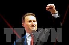 Đảng cầm quyền Macedonia giành chiến thắng trong cuộc bầu cử Quốc hội