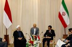 Indonesia và Iran thảo luận thúc đẩy hợp tác kinh tế song phương