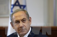 """Pháp hoãn hội nghị hòa bình Trung Đông do Mỹ và Israel chưa """"hào hứng"""""""
