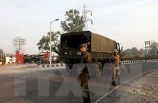 Đoàn hộ tống quân đội của Ấn Độ bị phiến quân tấn công