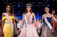 [Video] Người đẹp 19 tuổi từ Puerto Rico đăng quang Hoa hậu Thế giới