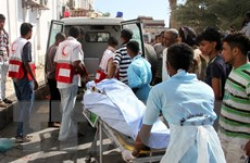 Tổ chức IS tiến hành vụ đám bom liều chết nhằm vào binh sỹ Libya