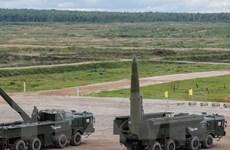 Nga gia tăng ảnh hưởng ở Balkans nhờ thỏa thuận vũ khí với Serbia