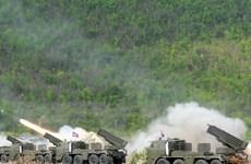 Campuchia và Trung Quốc kết thúc cuộc huấn luyện quân sự chung
