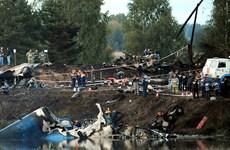 [Photo] Những vụ tai nạn thảm khốc nhất trong lịch sử hàng không Nga