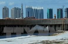 Jakarta sẽ xây bức tường khổng lồ để ngăn nước biển xâm nhập