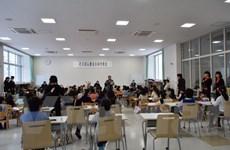 Cơ sở vật chất hiện đại tại trường đại học lâu đời ở Nhật Bản