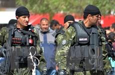 Lực lượng an ninh Tunisia triệt phá mạng lưới khủng bố gần Tunis