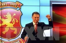 Cựu thủ tướng Macedonia được chỉ định đứng ra lập chính phủ mới