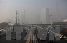 [Video] Khói bụi ô nhiễm từ Trung Quốc bắt đầu lan sang Việt Nam
