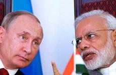 Ấn Độ và Nga quyết tâm tăng hợp tác năng lượng hạt nhân quân sự
