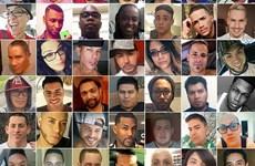 Nhìn lại hiện trường kinh hoàng trong vụ xả súng đẫm máu nhất ở Mỹ