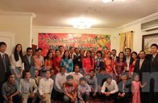 Đại sứ quán Việt Nam tại Venezuela tổ chức đón Tết Đinh dậu