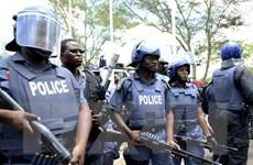 Cảnh sát Nam Phi giải cứu 72 nạn nhân buôn người nước ngoài