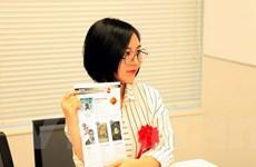 Tác giả Việt Nam giành giải Bạc cuộc thi truyện tranh quốc tế tại Nhật