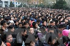 [Video] Dân số Trung Quốc sẽ vượt mốc 1,4 tỷ người vào năm 2020