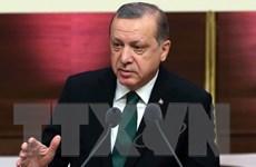 Tổng thống Thổ Nhĩ Kỳ phê chuẩn dự luật sửa đổi Hiến pháp