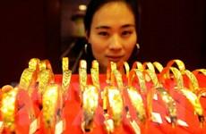 Kỳ vọng vào cải cách thuế tại Mỹ kéo giá vàng châu Á đi xuống