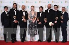 """[Video] """"La La Land"""" tiếp tục thắng lớn tại BAFTA 2017"""