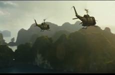 """[Video] Việt Nam xuất hiện lạ mắt trong siêu phẩm """"Kong: Đảo đầu lâu"""""""