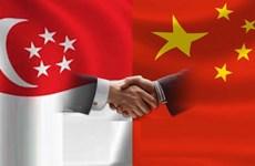 Trung Quốc và Singapore nỗ lực định hình tương lai quan hệ song phương