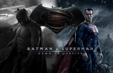 Các siêu anh hùng nhận hàng loạt giải thưởng dành cho phim tệ nhất