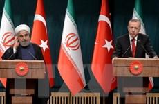 Thổ Nhĩ Kỳ và Iran nhất trí tăng cường chống lại chủ nghĩa khủng bố
