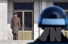 Sáu binh sỹ có vũ trang của Triều Tiên đào tẩu sang Trung Quốc