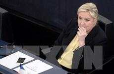 Ứng cử viên Marine Le Pen từ chối lệnh triệu tập của các thẩm phán