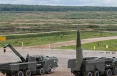 Nga sẽ phóng 500 tên lửa trong cuộc tập trận tại Siberia